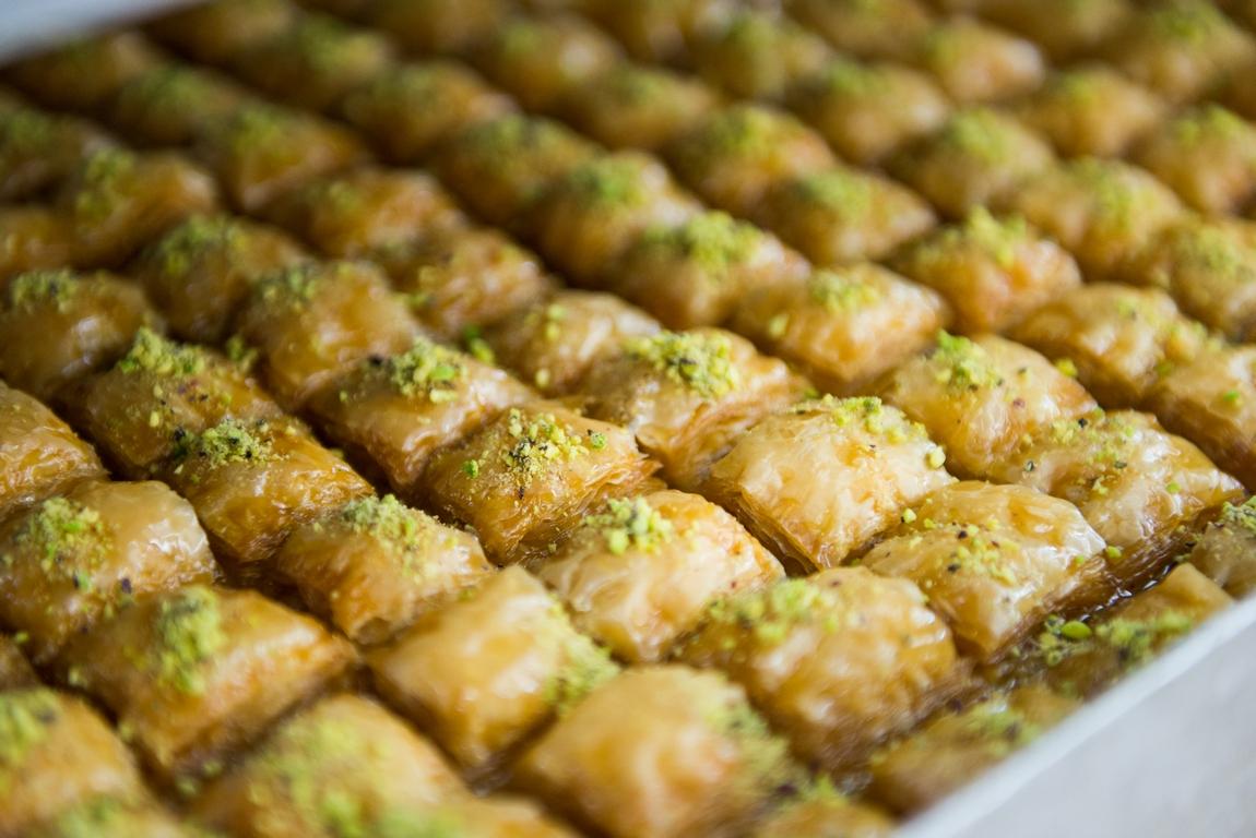 Γλυκά Ταψιού - Ζαχαροπλαστεια Αθηνα | Βάρσος