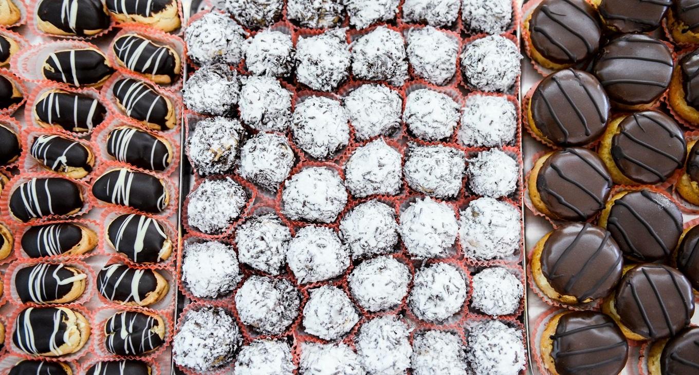 Γλυκά - Ζαχαροπλαστεια Αθηνα | Βάρσος