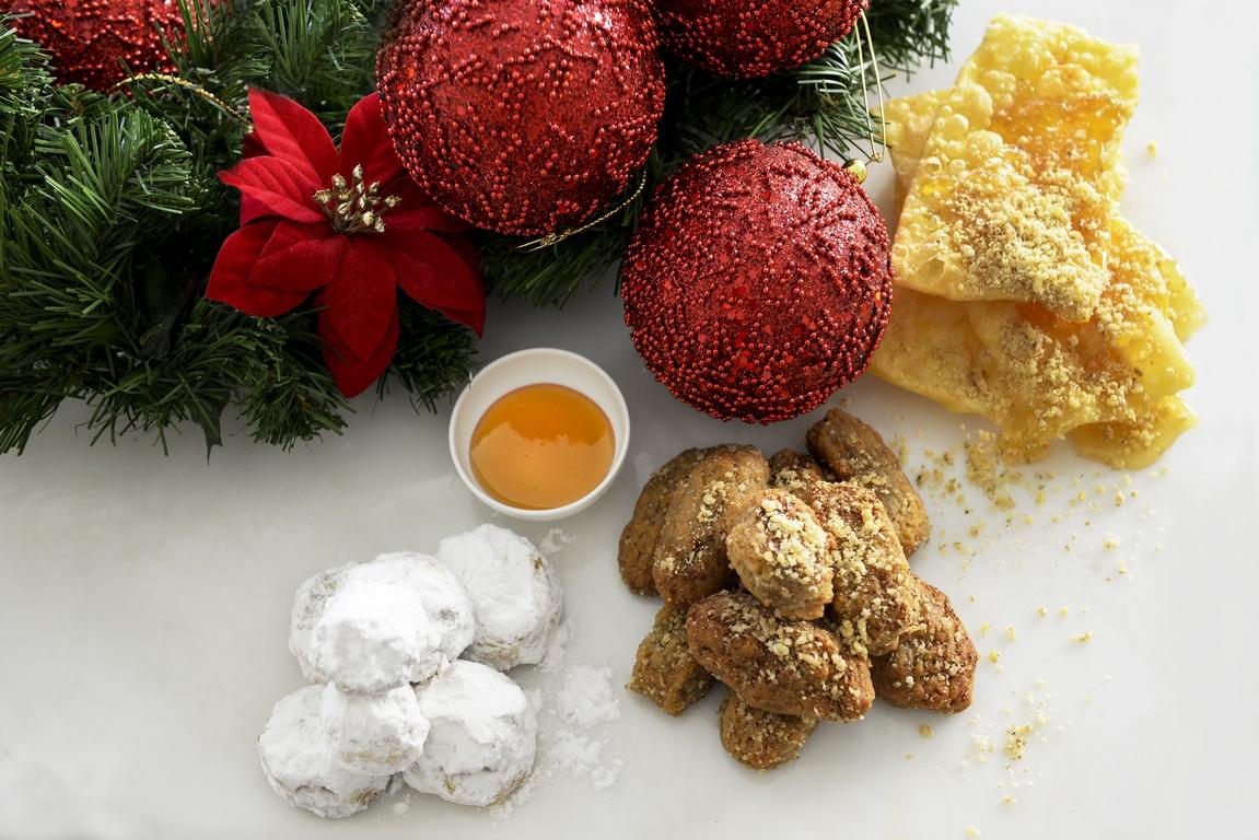 Παραδοσιακα Χριστουγεννιατικα Γλυκα - Ζαχαροπλαστεια Αθηνα | Βάρσος